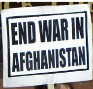 The difference between Democrats and Republicans may be marginal, but it is real. Yes there are some Dems calling for no time table on withdrawal from Afghanistan. But not the […]