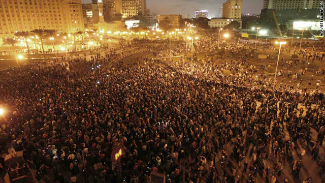 Remember the Egyptian revolution or at least the ousting of President Mubarak? Today people are voting for a new government. There is much joy about the burgeoning political discussions and openness....