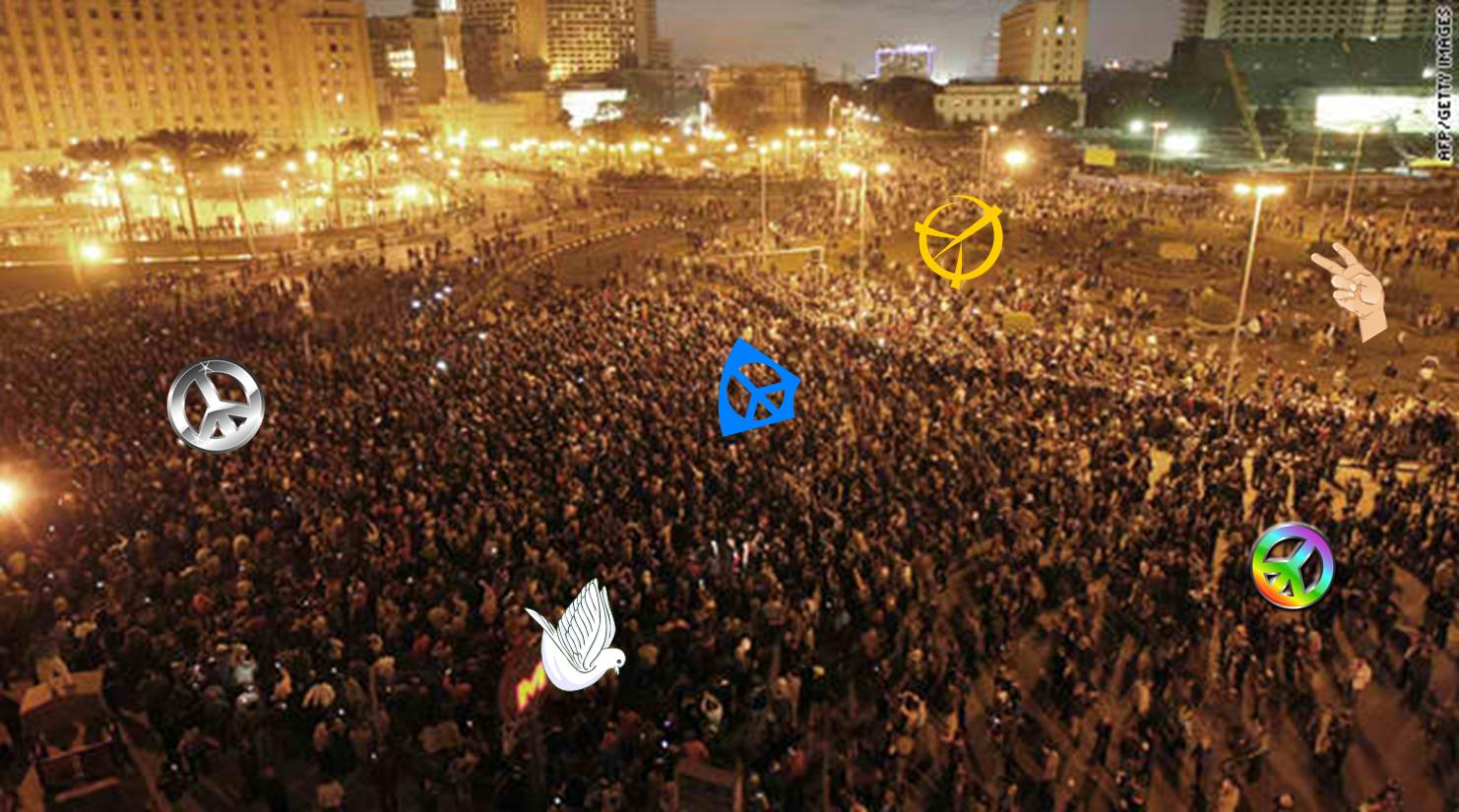 The will of the vast majority of the Egyptian people has won the day. I sat in my rental car yesterday listening to what almost everyone thought would be the...