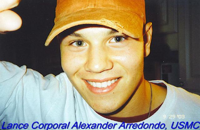 Melida Arredondo (Gold Star Mother who lost her stepson Alex in Iraq in August 2004.) Dear Editor – I'm writing in response to a trend that I have noticed among...